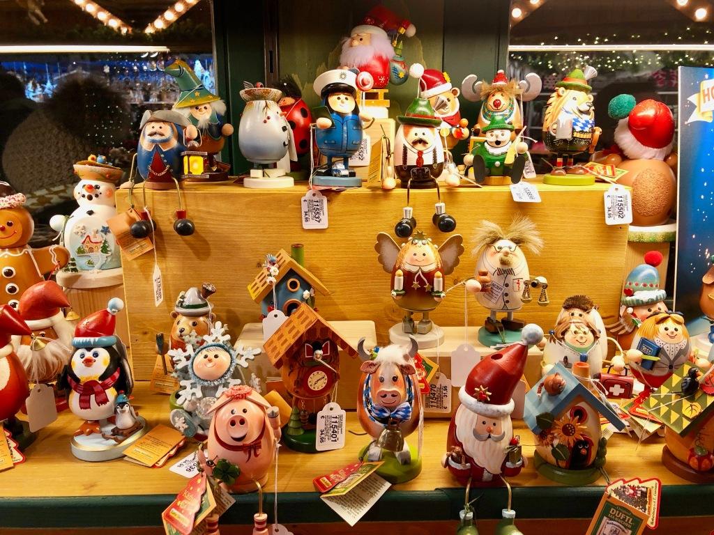 Christmas market, weinachtsmarkt ulm mintser, Ulmer muenster, ulm, baden wuertemmberg